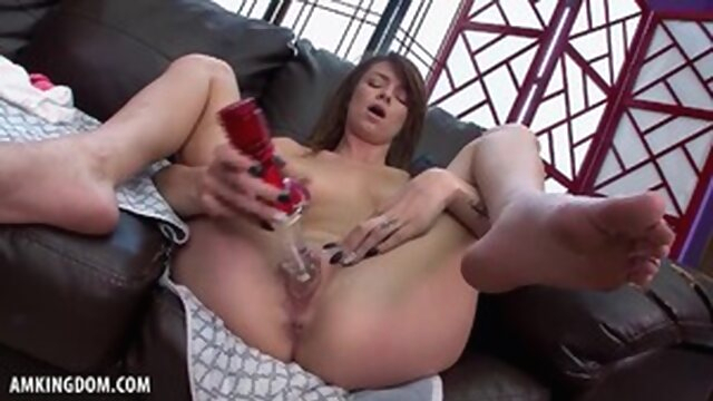 Aspen Ora Loves Her.. toys small tits solo