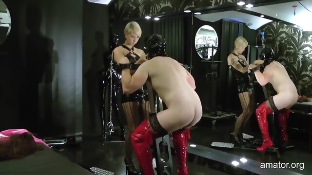 Amator - Lady Satori -.. amateur bdsm blonde