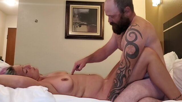 Fucking my PAWG Wife.. amateur big ass big cock