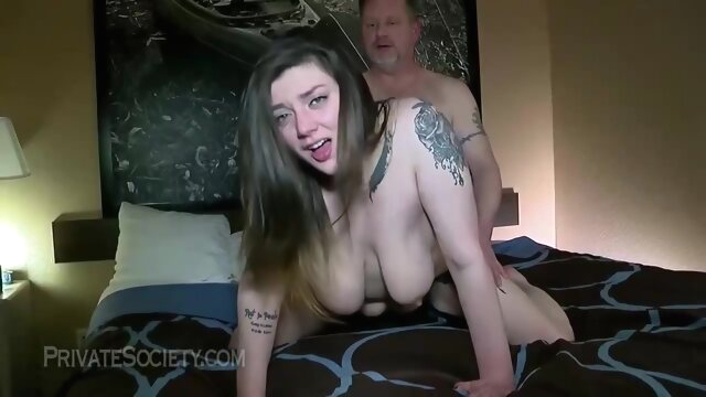 Chubby chick is about.. amateur anal brunette