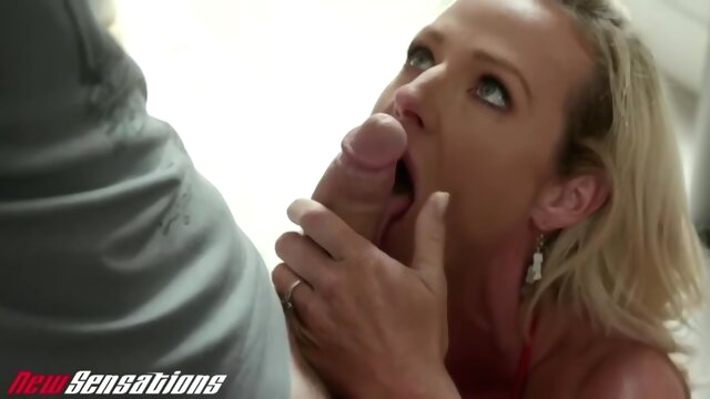 Step Mom Sydney Hail.. amateur big cock big tits