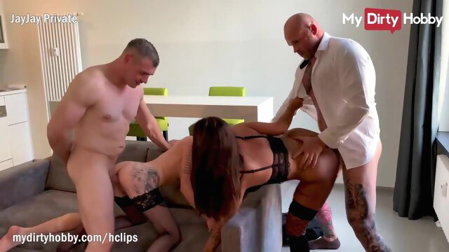 MyDirtyHobby - Wives.. amateur big cock big tits